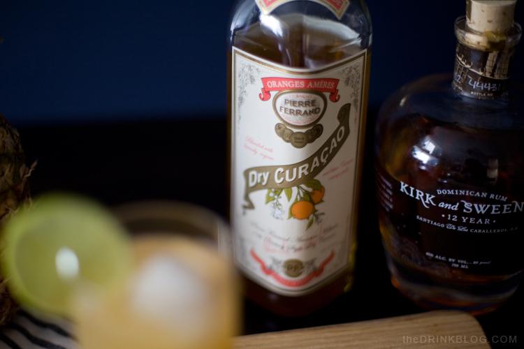 mai tai rum curaçao