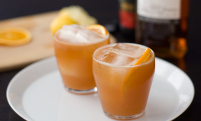 barbados punch