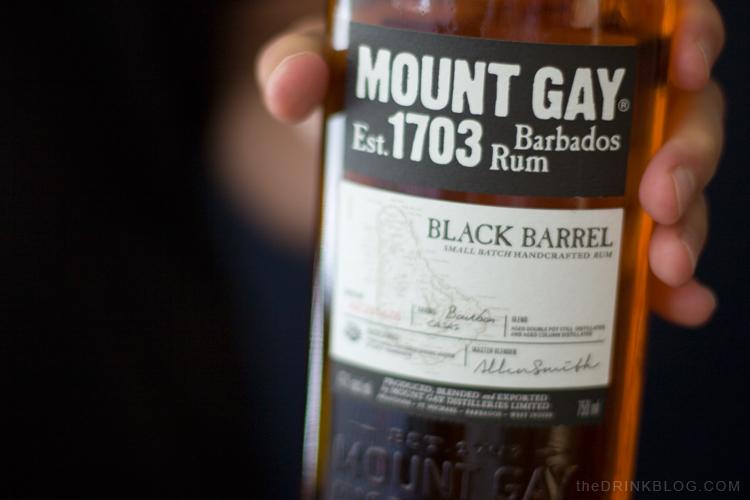 mount gay barbados rum for a barbados punch