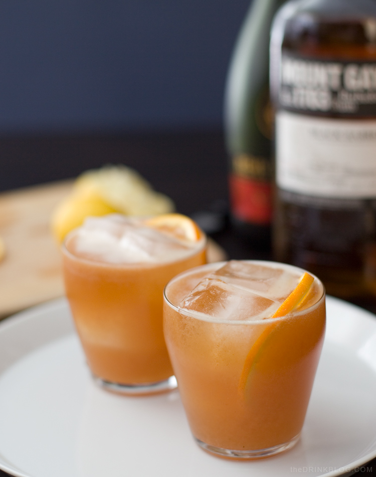 Barbados Punch - For when Pirates Need a Drink | The Drink Blog