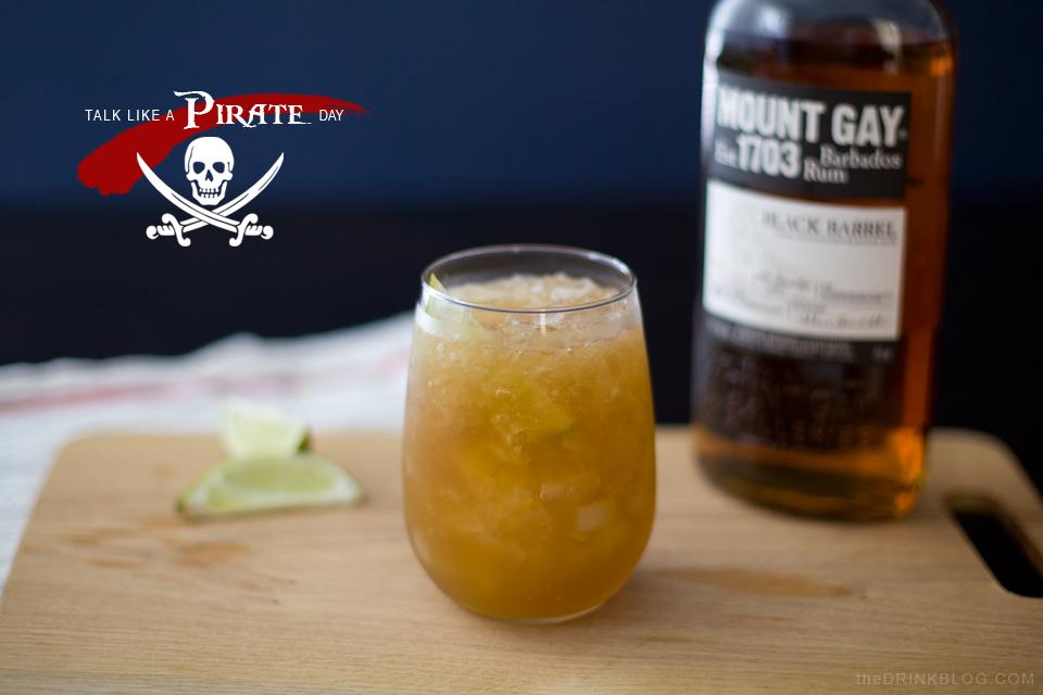 grog rum cocktail