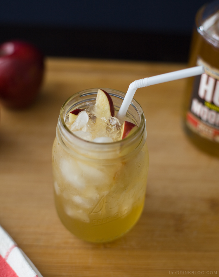 hush caramel apple cocktail