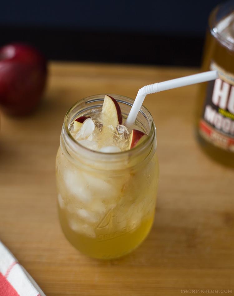 hush caramel apple cocktail