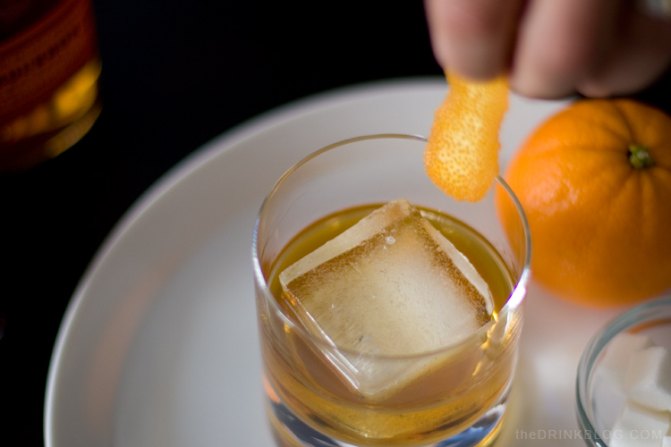 Old Fashioned A Classic For Bourbon Heritage Month