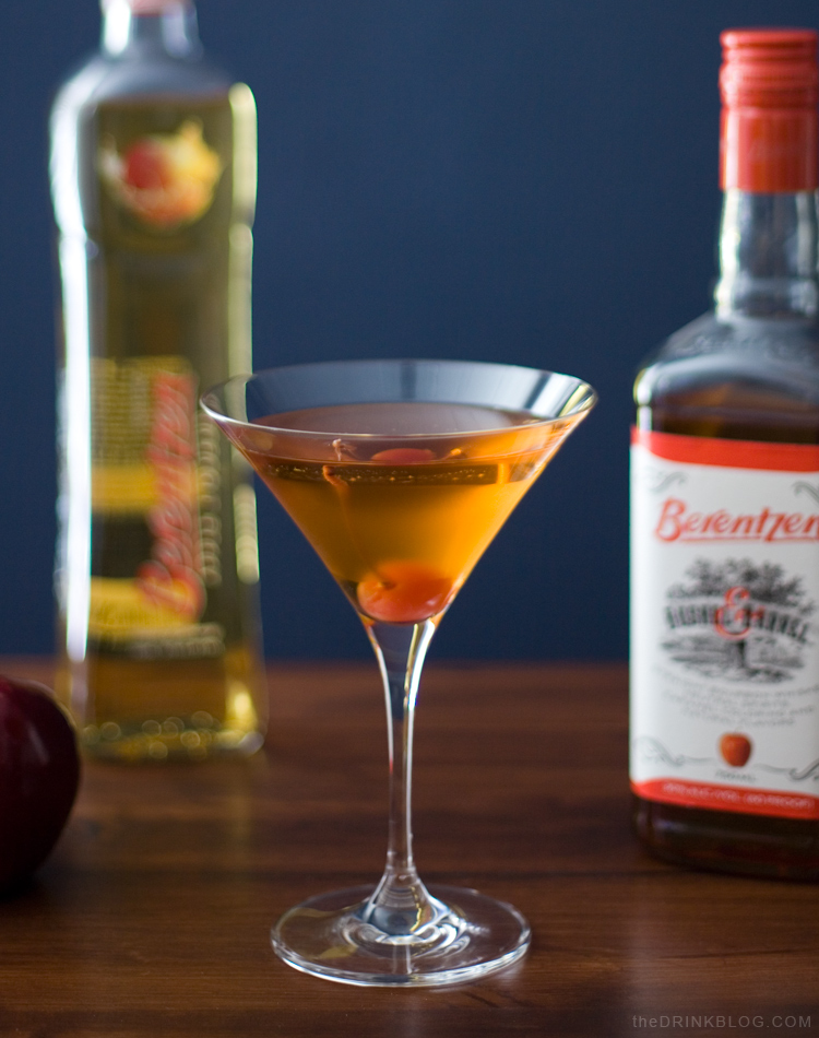 big apple cocktail