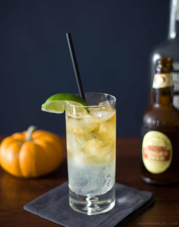 Dark and Stormy: An Atmospheric Drink for Halloween