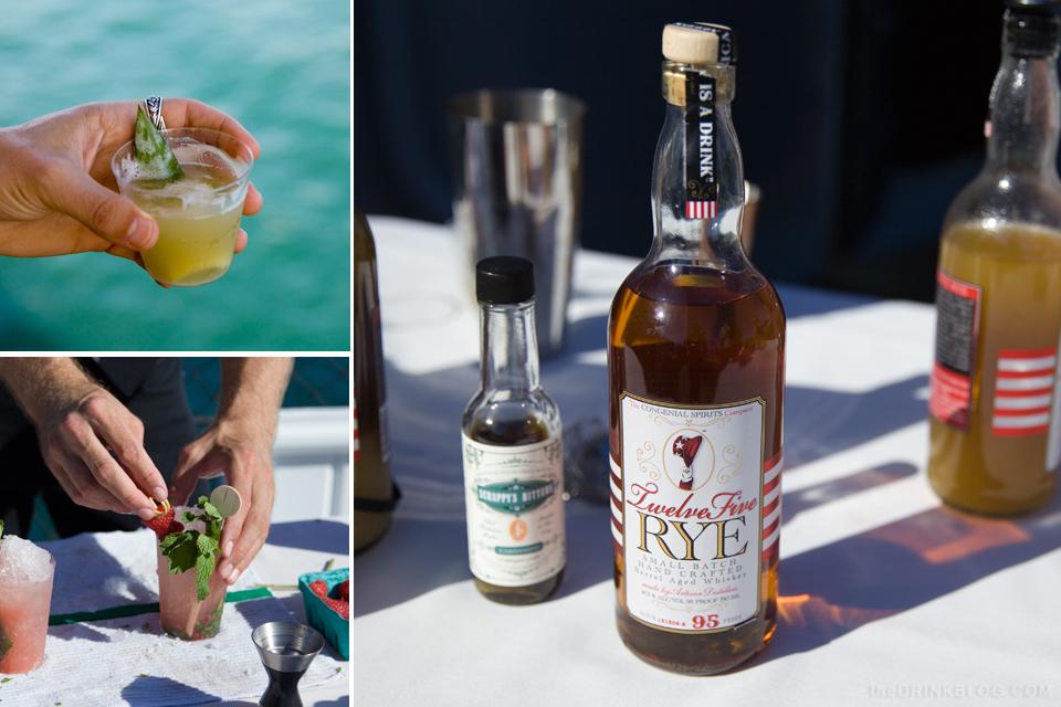 twelve five rye launch party