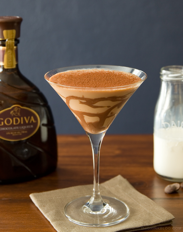 Extreme Chocolate Martini: Turn Your Chocolate Martini up to 11 ...