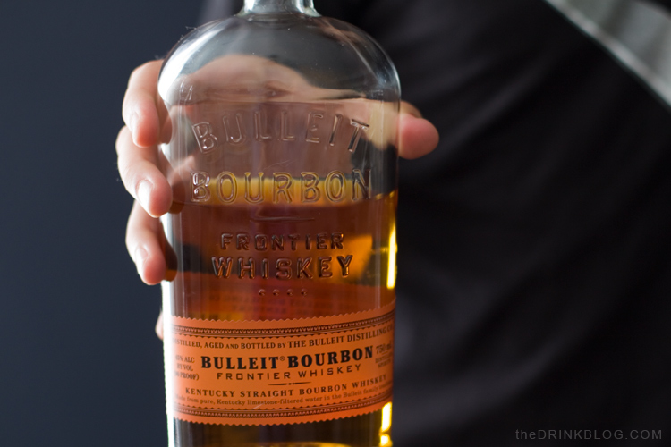 hot toddy bulleit bourbon