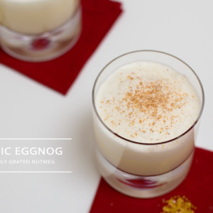 Classic Eggnog: A Holiday Treat | The Drink Blog