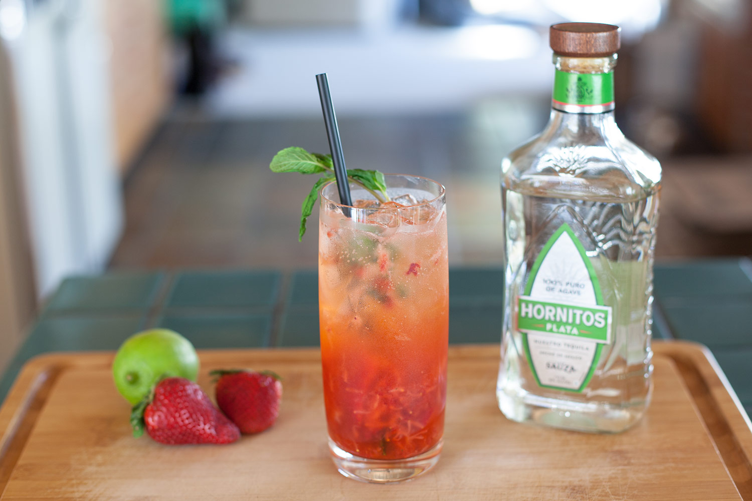 Strawberry Mexican Mojito: A Real Valentine's Drink | The ...