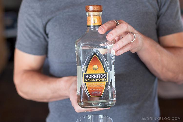 hornitos spiced honey tequila