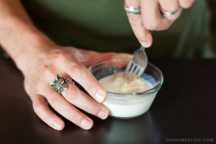 mush almond paste