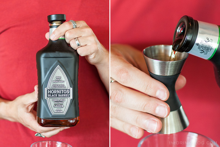 hornitos black tequila