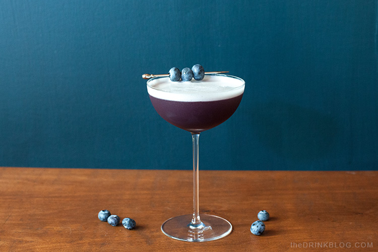 blueberry ginger