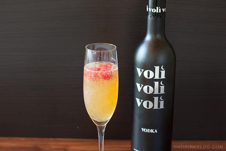 feel this cocktail volt vodka
