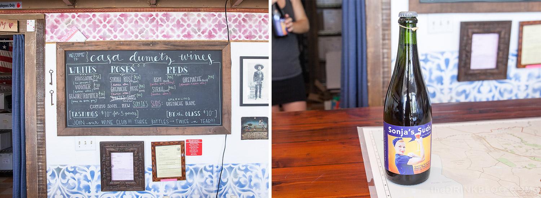 casa dumetz wine club and sonjas suds