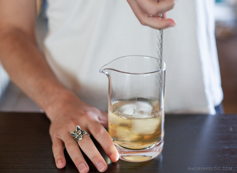 stir cocktail