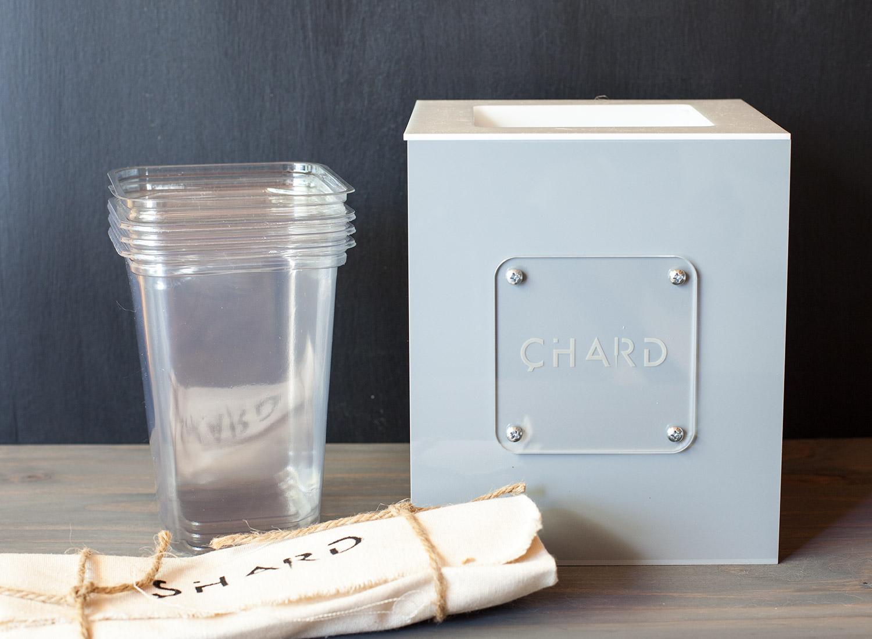 shard clear ice set
