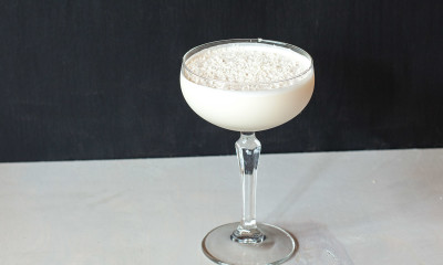 white christmas cocktail