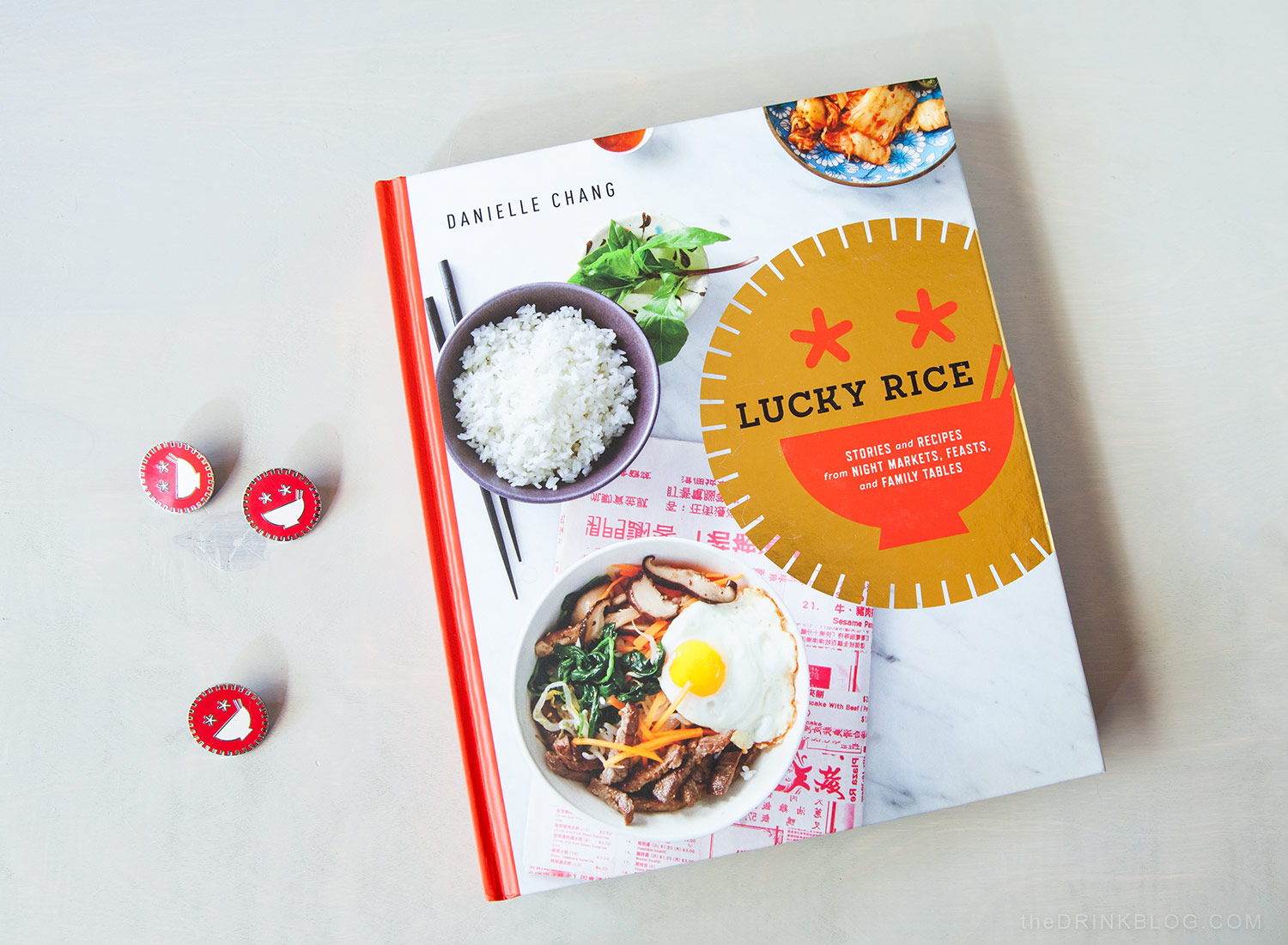 lucky rice cookbook