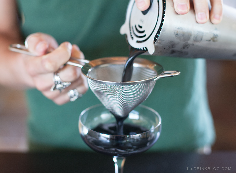 strain cocktail