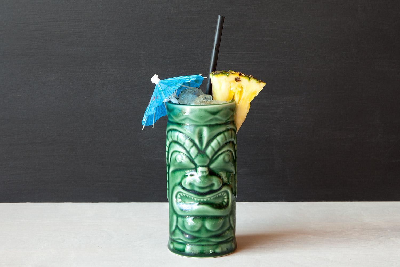 banana coconut rum smuggler