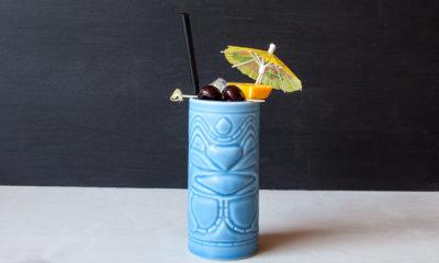 tropical prohibition tiki cocktail